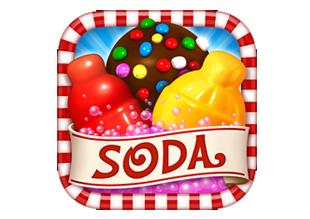 Logo Candy Crush Soda
