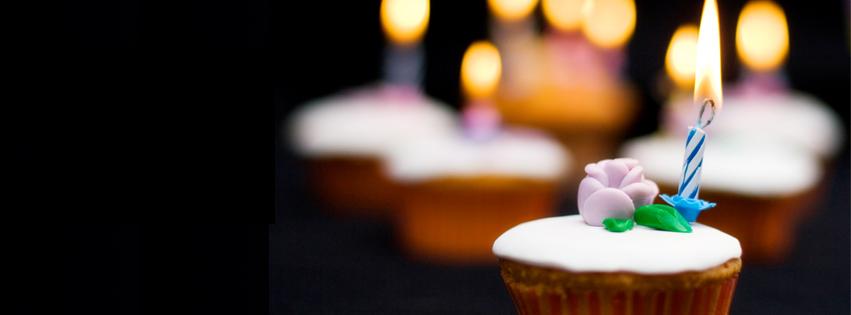 Cupcake espelma