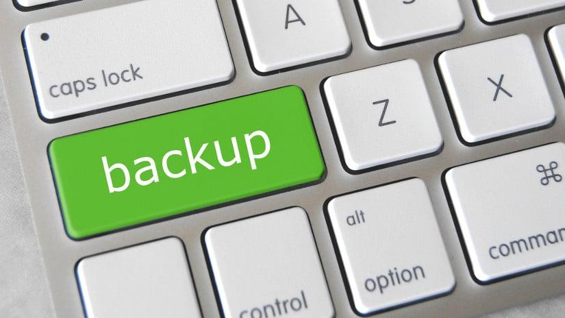 backup ordenador
